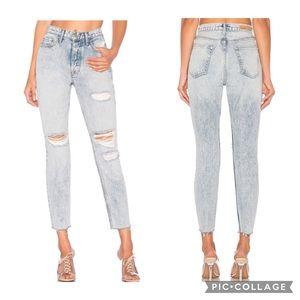 "GRLFRND ""Karolina"" Jeans in Reactive"